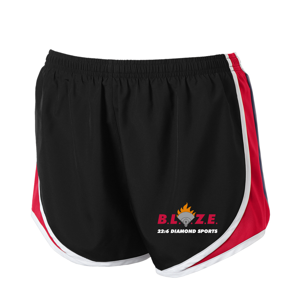 BLAZE 22:6 Diamond Sports Women's Shorts