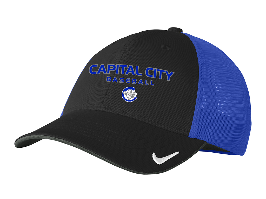 Capital City Baseball Nike Dri-FIT Mesh Cap