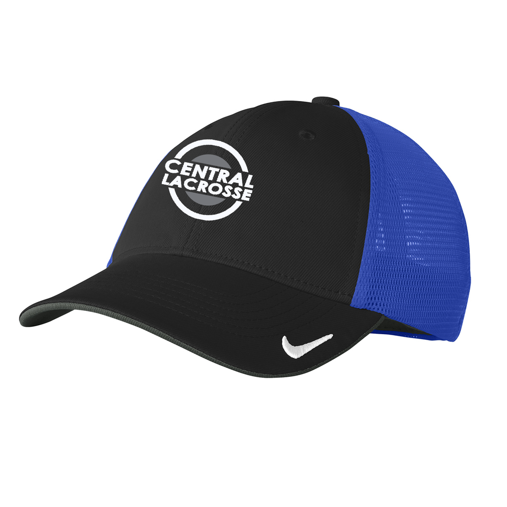 Central-Girls Lacrosse Nike Dri-FIT Mesh Cap