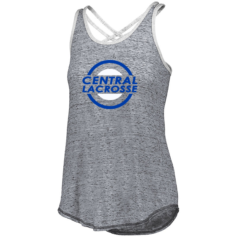 Central Girls Lacrosse Women's Crossback Tank