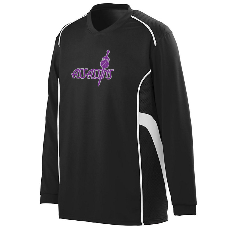 Assassins Basketball Shooting Shirt