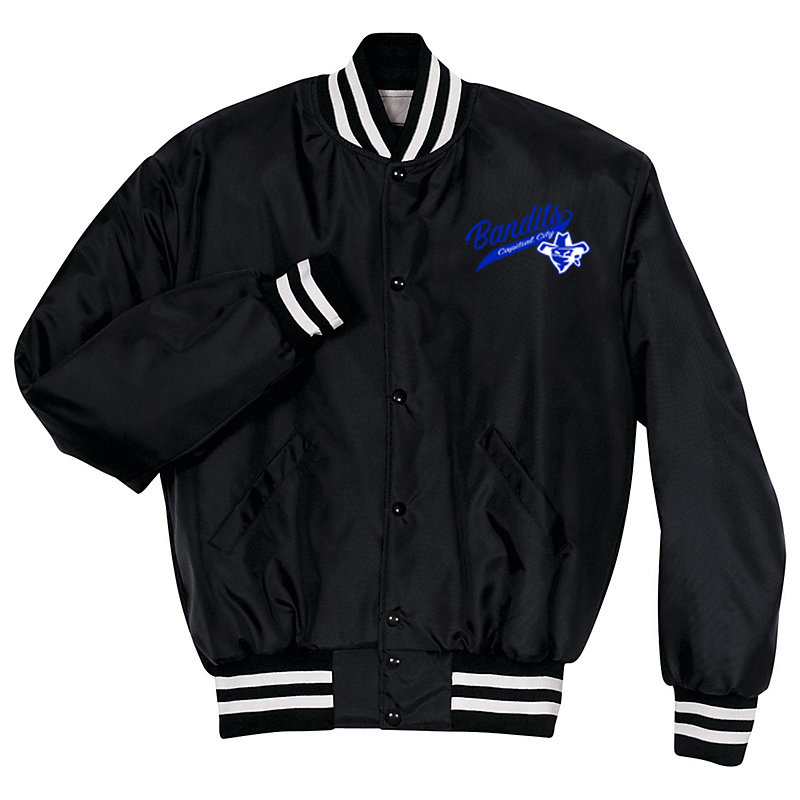 Capital City Baseball Heritage Jacket