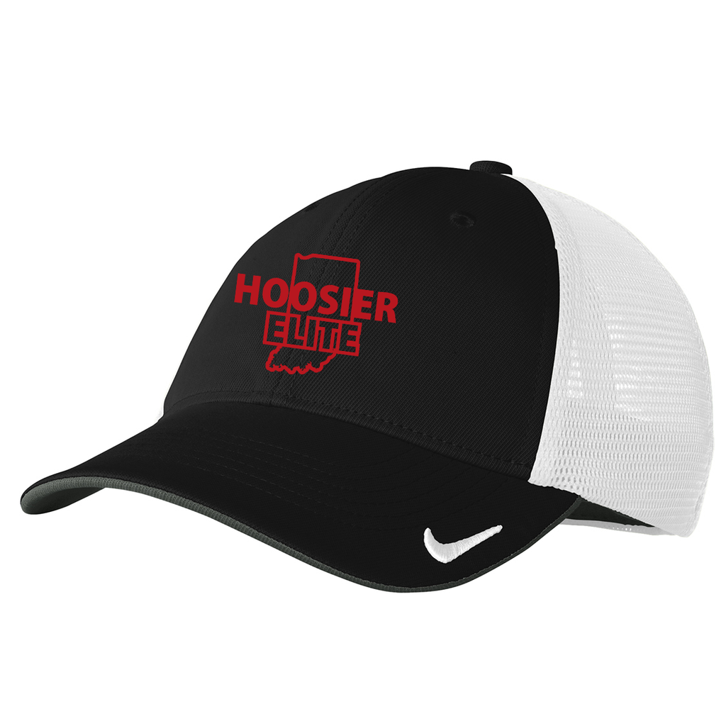 Hoosier Elite Basketball Nike Dri-FIT Mesh Cap
