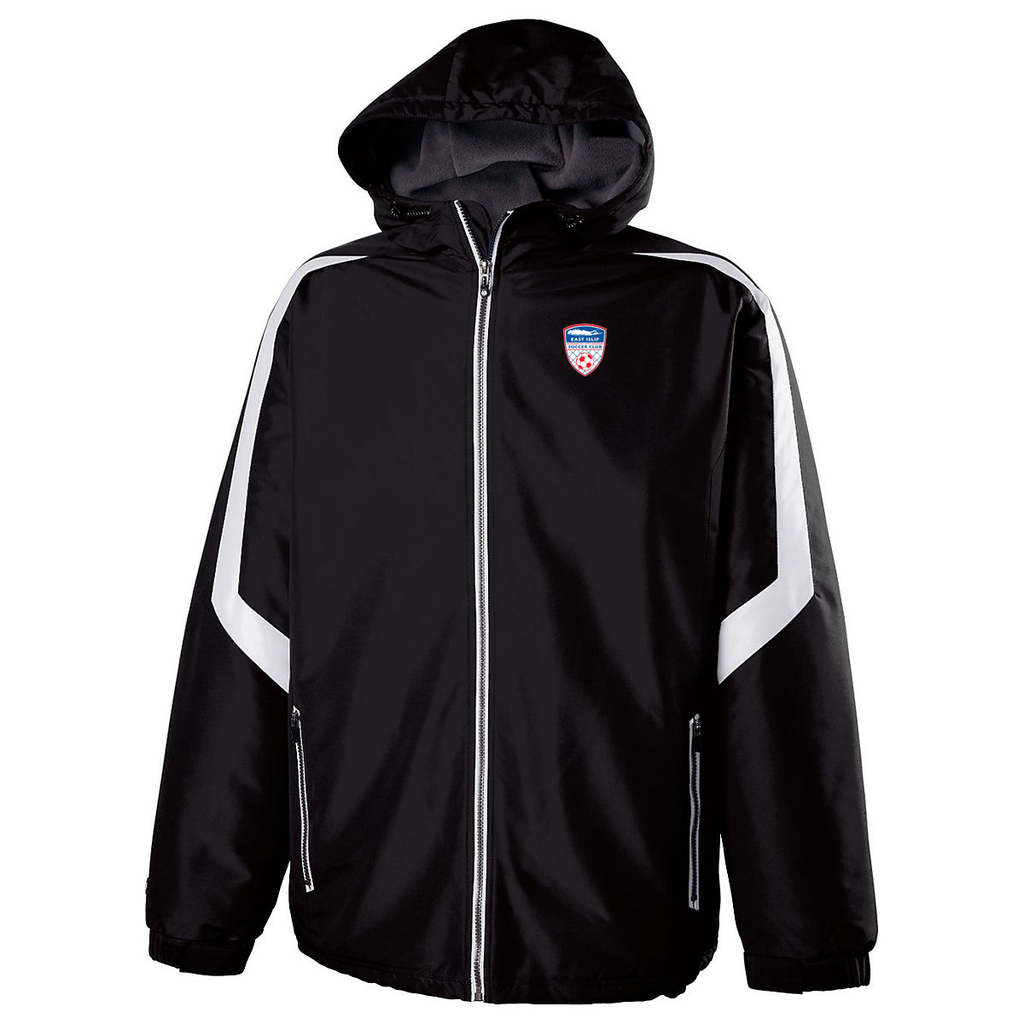 East Islip Soccer Club Rain Jacket