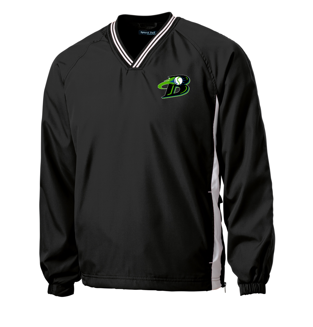 Michigan Blast Elite Baseball V-Neck Pullover
