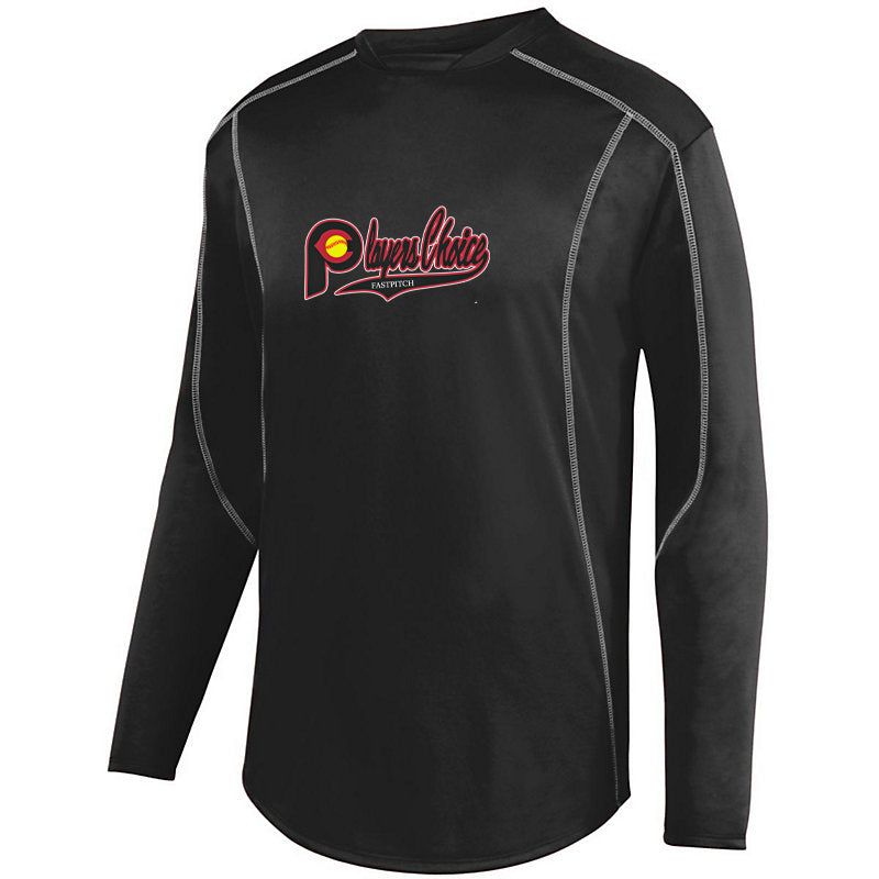 Player's Choice Academy Softball Warmup Pullover