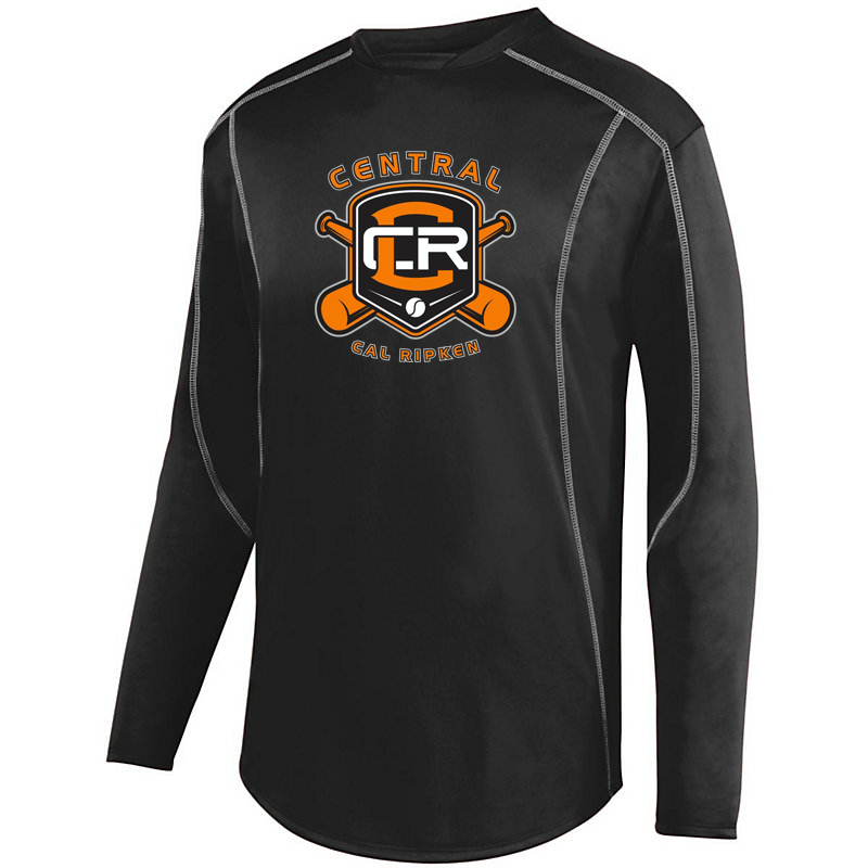 Central Cal Ripken Warmup Pullover