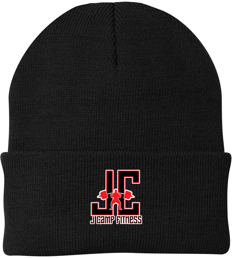 J Camp Fitness Knit Beanie