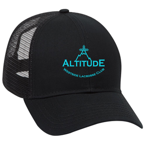 Westside Altitude Lacrosse Trucker Hat