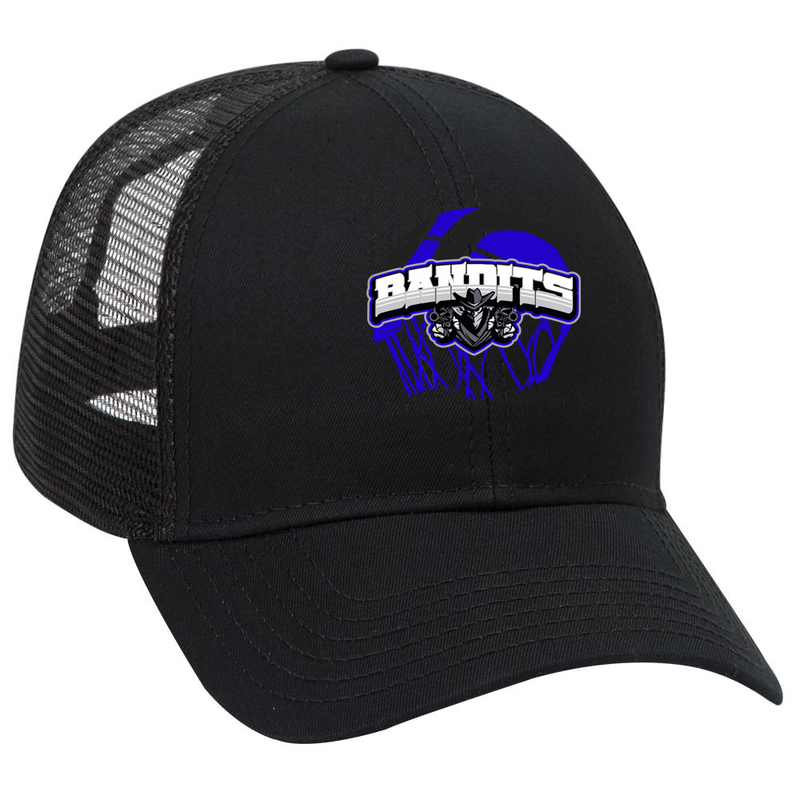 Capital City Bandits Basketball Trucker Hat