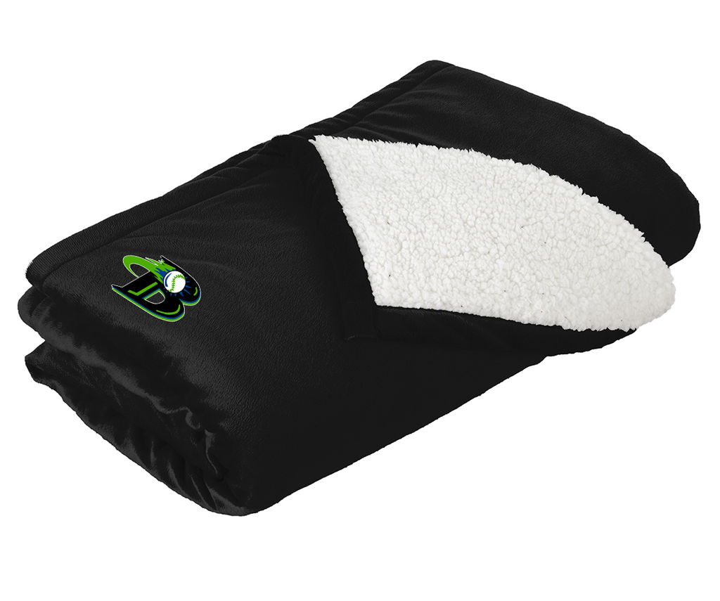 Michigan Blast Elite Baseball Blanket