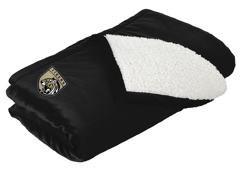 Broken Arrow Lacrosse Blanket