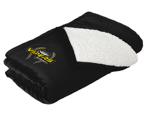 Iowa Vipers Baseball Blanket
