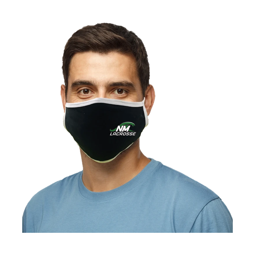 New Milford Youth Lacrosse Blatant Defender Face Mask