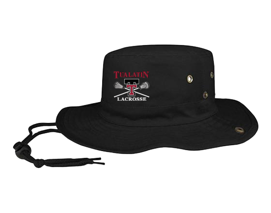 Tualatin Black Bucket Hat
