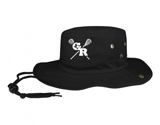 GR Longhorns Lacrosse Bucket Hat