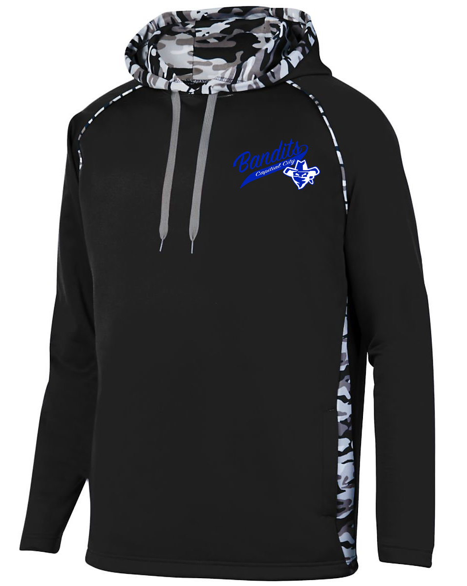 Capital City Baseball Camo Hoodie