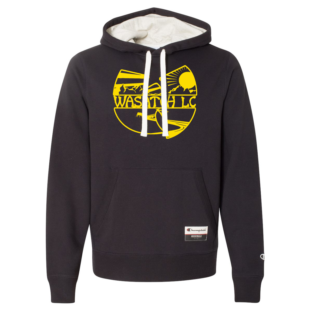 Wasatch LC Champion Suede Fleece Hoodie