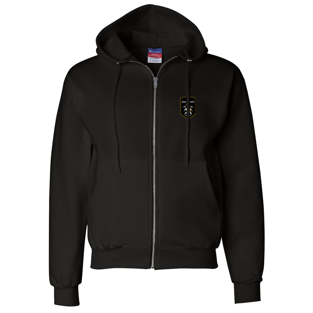 Spear Sports Champion Full Zip Sweatshirt