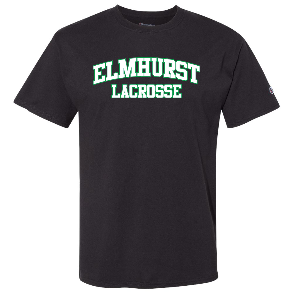Elmhurst Lacrosse Champion Short Sleeve T-Shirt