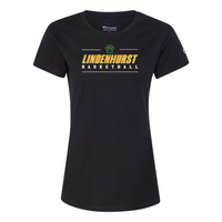 Lindenhurst Basketball Champion Womens T-Shirt