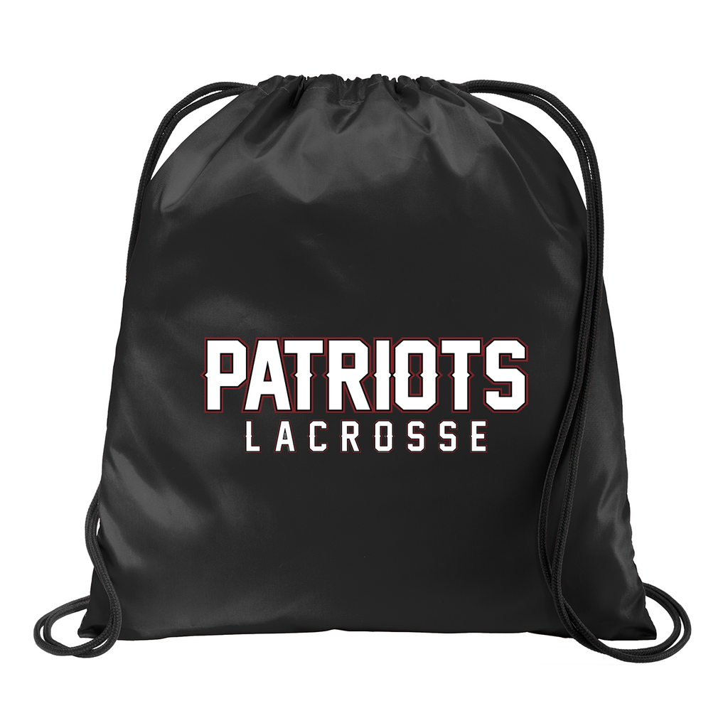 George Washington Lacrosse Cinch Pack
