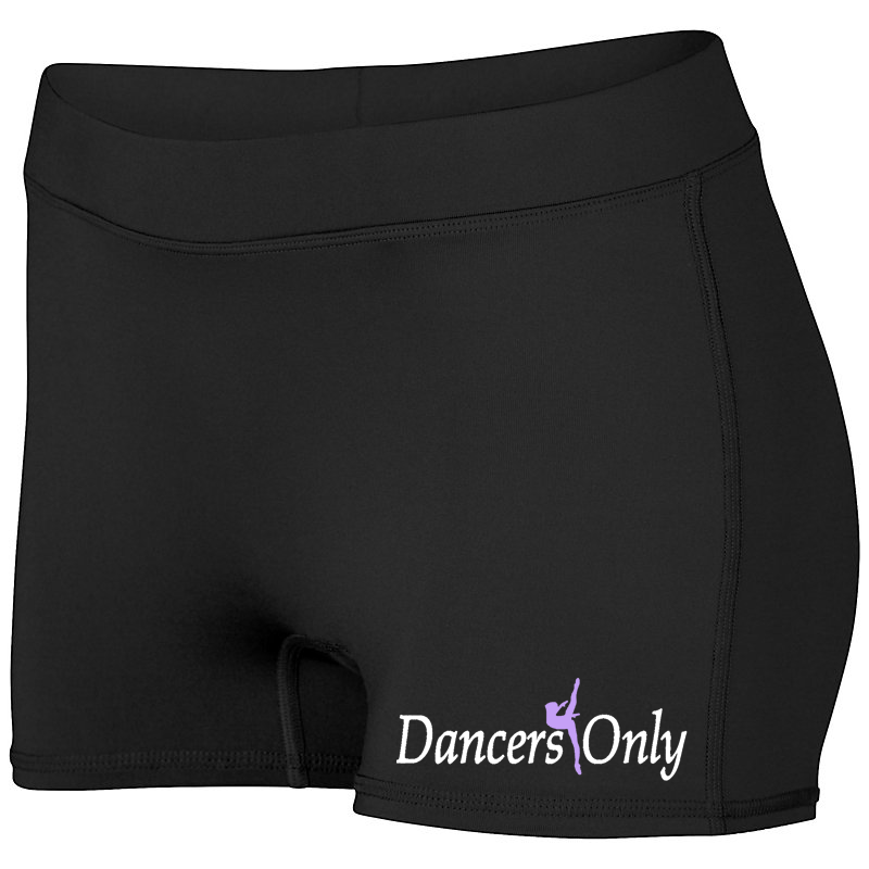 Dancers Only Women's Compression Shorts