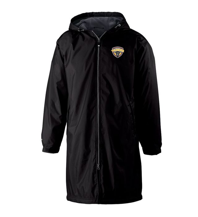 Ankeny Thunder Lacrosse Holloway Conquest Jacket