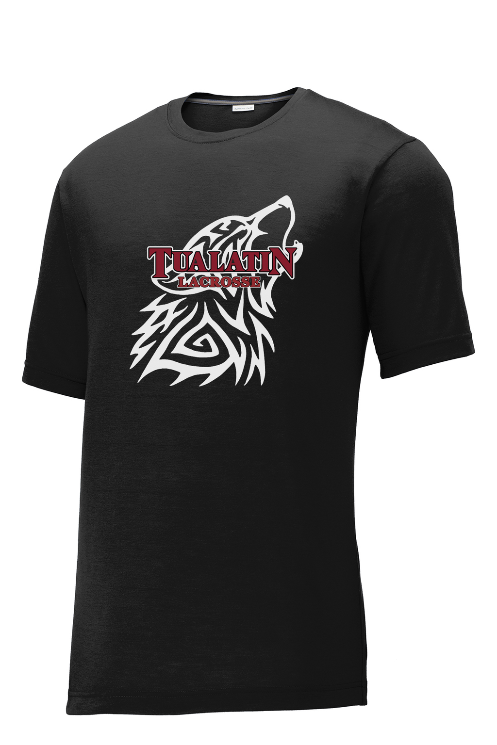 Tualatin Black CottonTouch Performance T-Shirt