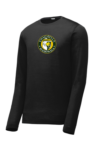 Coachella Valley Baseball Long Sleeve CottonTouch Performance Shirt