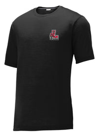 Lancaster Legends Lacrosse Black CottonTouch Performance T-Shirt