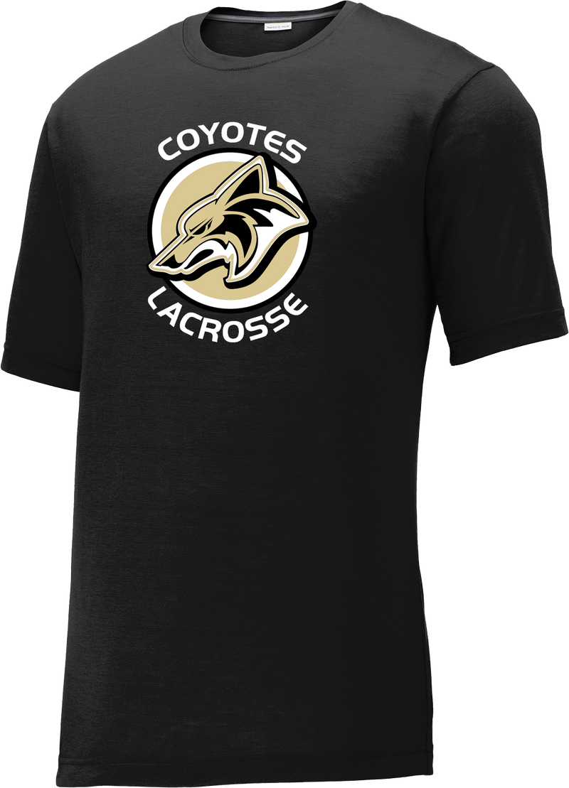 Dane County Lacrosse Black CottonTouch Performance T-Shirt