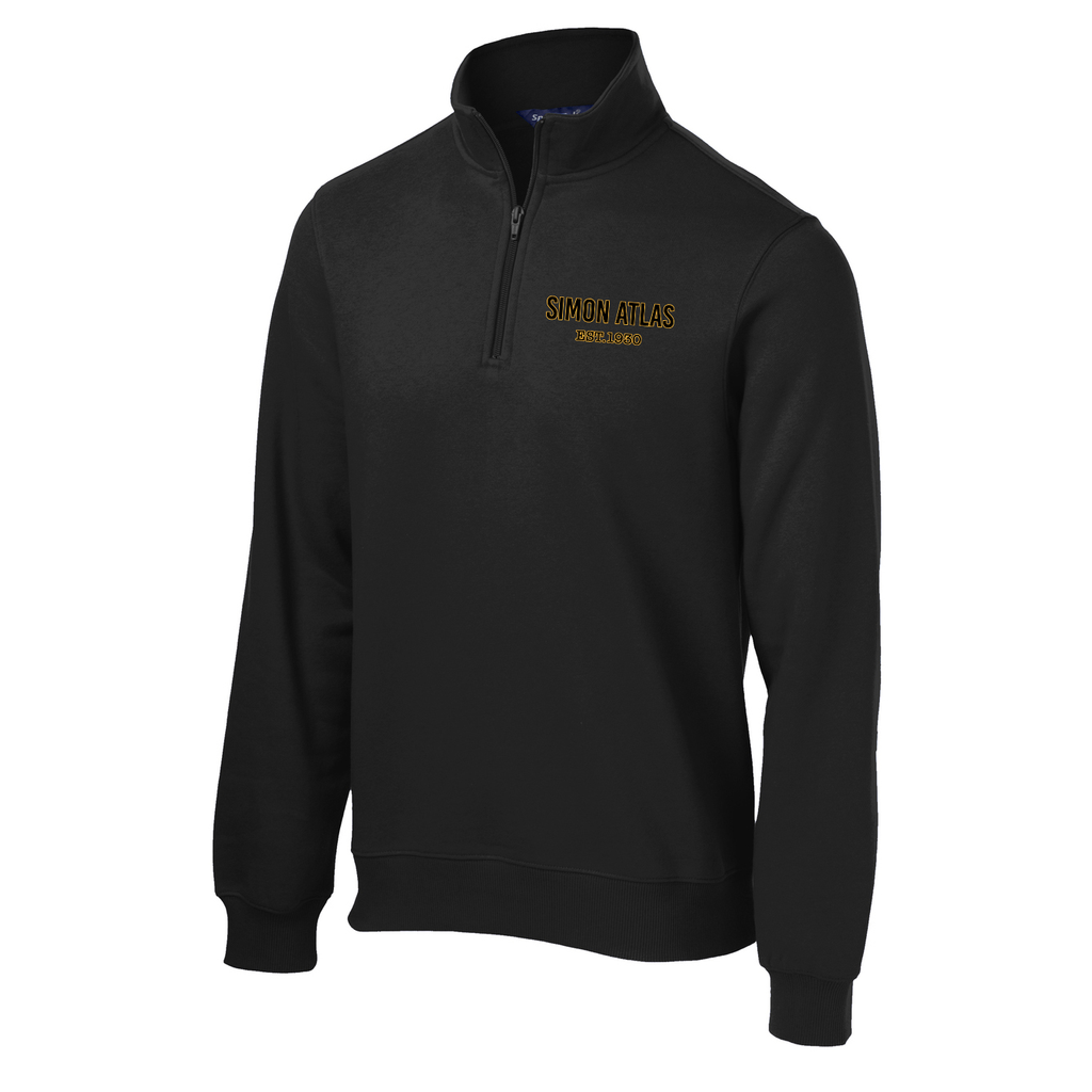 Simon Atlas 1/4 Zip Fleece