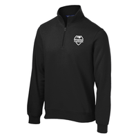 Fusion Lacrosse  1/4 Zip Fleece