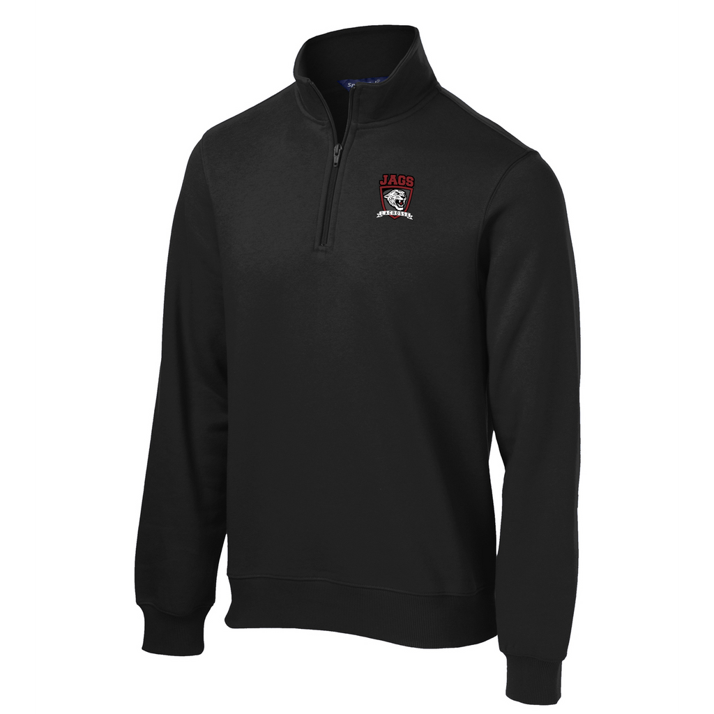 Jags Lacrosse 1/4 Zip Fleece