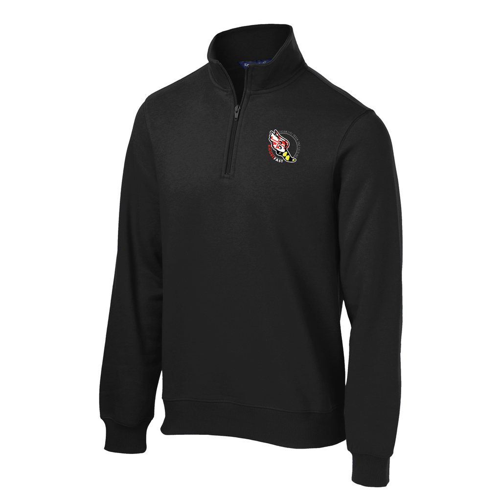 Baltimore City T&F  1/4 Zip Fleece