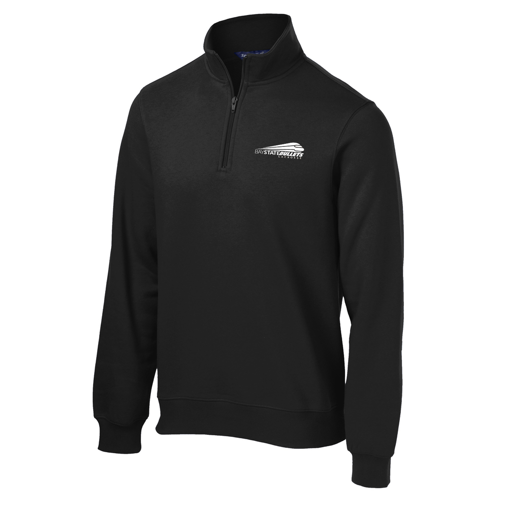 Bay State Bullets 1/4 Zip Fleece