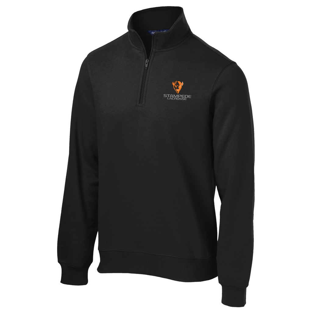 South Suburban Stampede 1/4 Zip Fleece