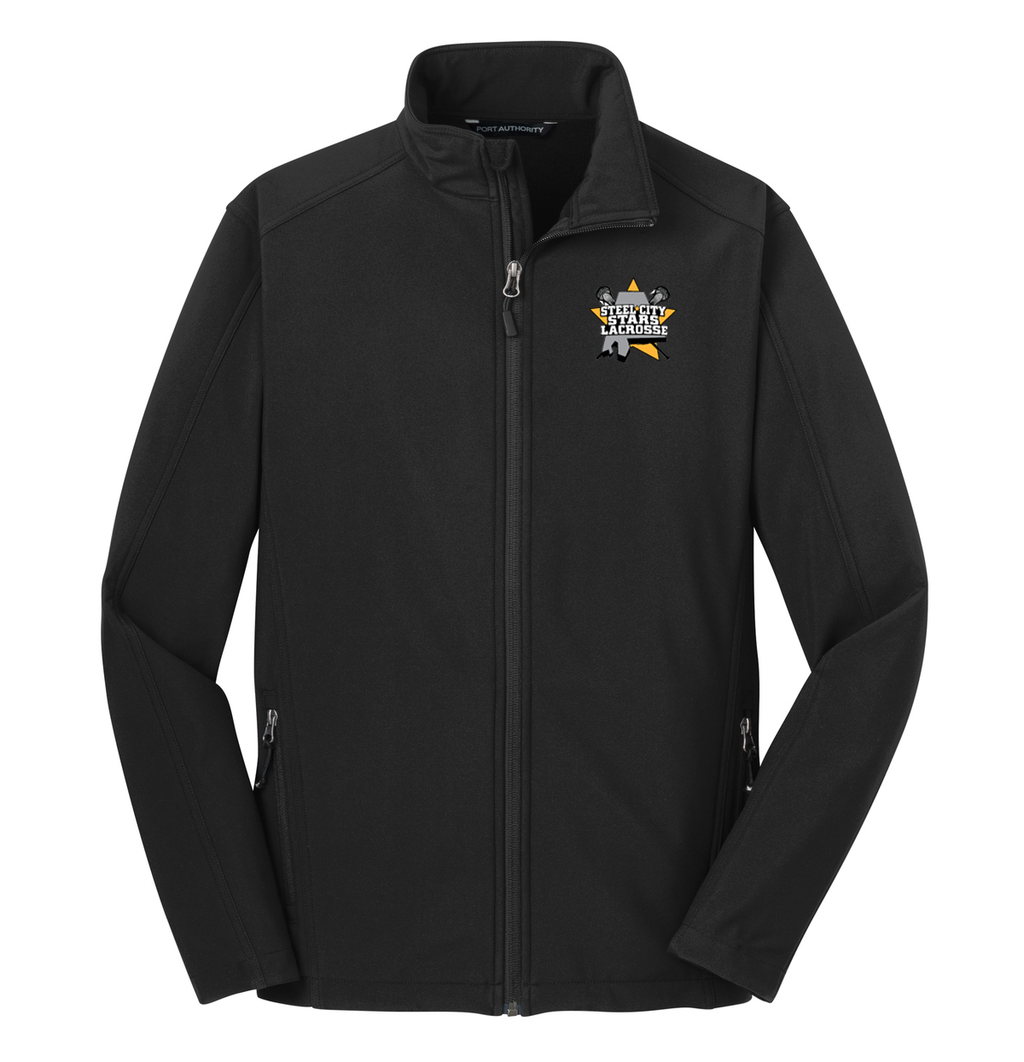Stars Lacrosse Soft Shell Jacket