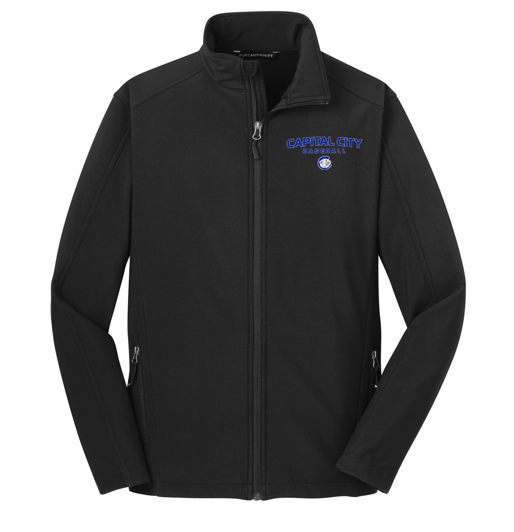 Capital City Baseball Soft Shell Jacket
