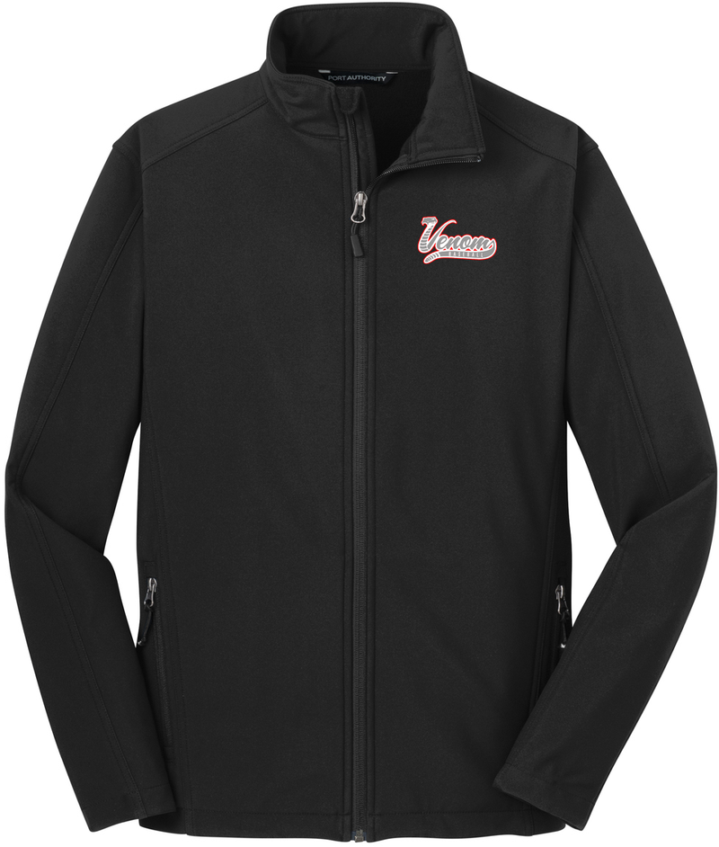 Valley Venom Baseball Soft Shell Jacket