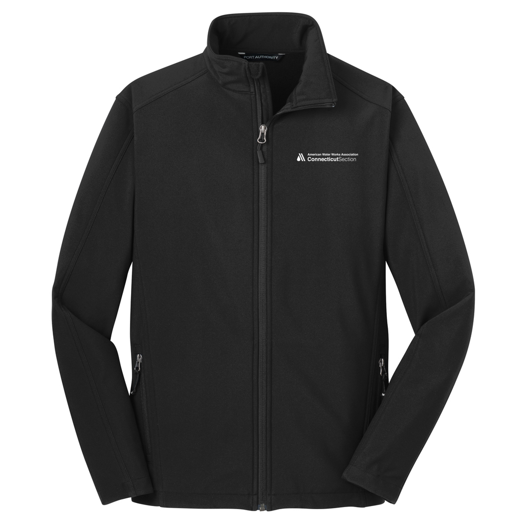 AWWA Connecticut Section Soft Shell Jacket