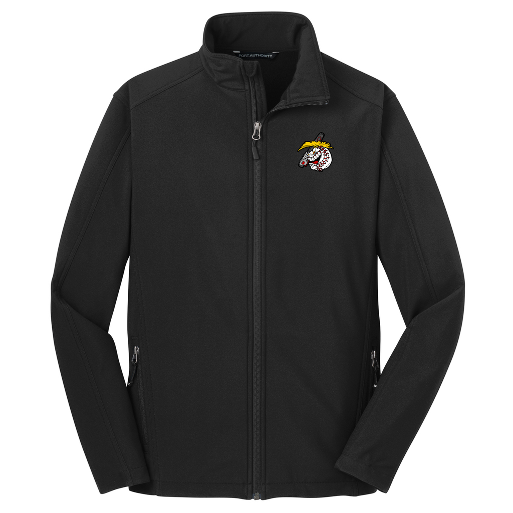 Carolina Slammers Soft Shell Jacket