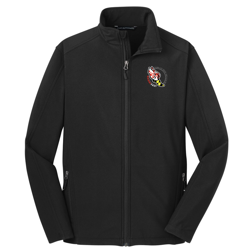 Baltimore City T&F Soft Shell Jacket