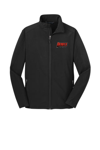 Rebels Lacrosse Soft Shell Jacket