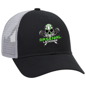 Arsenal Lacrosse Trucker Hat
