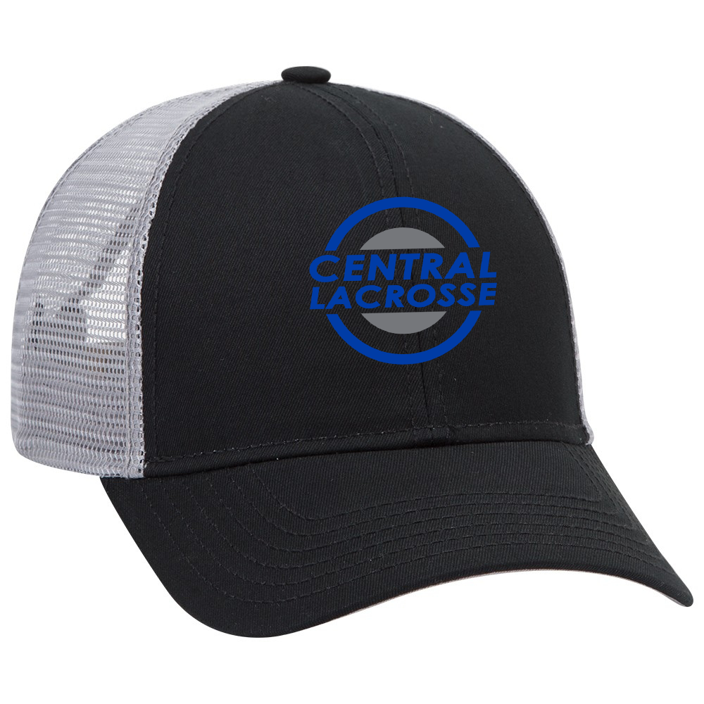 Central Girls Lacrosse Trucker Hat