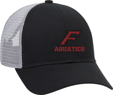Farmington Aquatics Trucker Hat