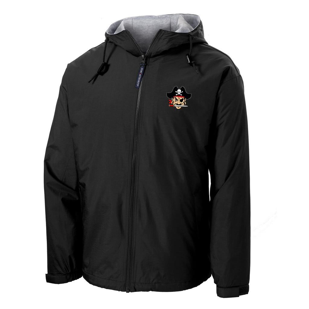 Dade City Pirates  Hooded Jacket