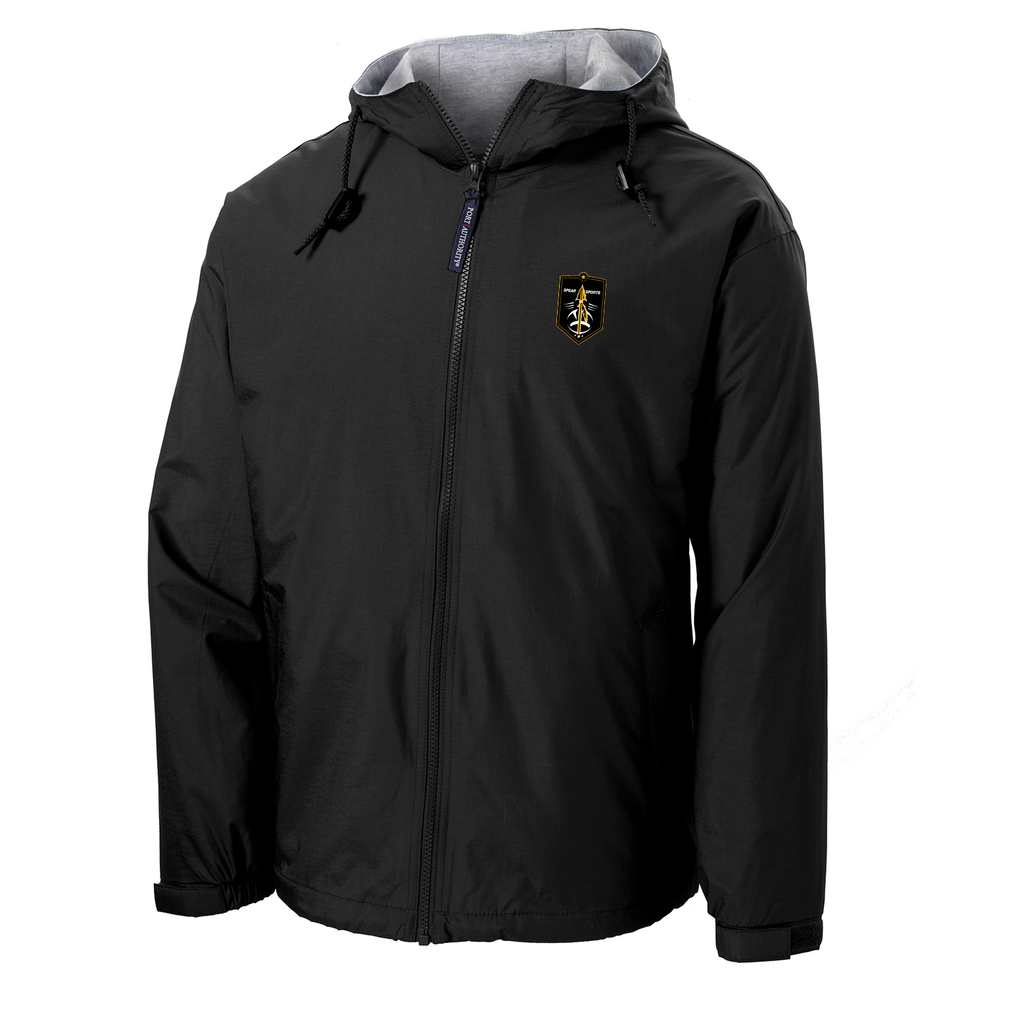 Spear Sports Hooded Jacket